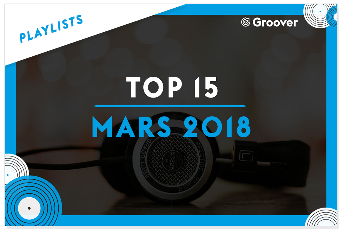 top playlist mars groover