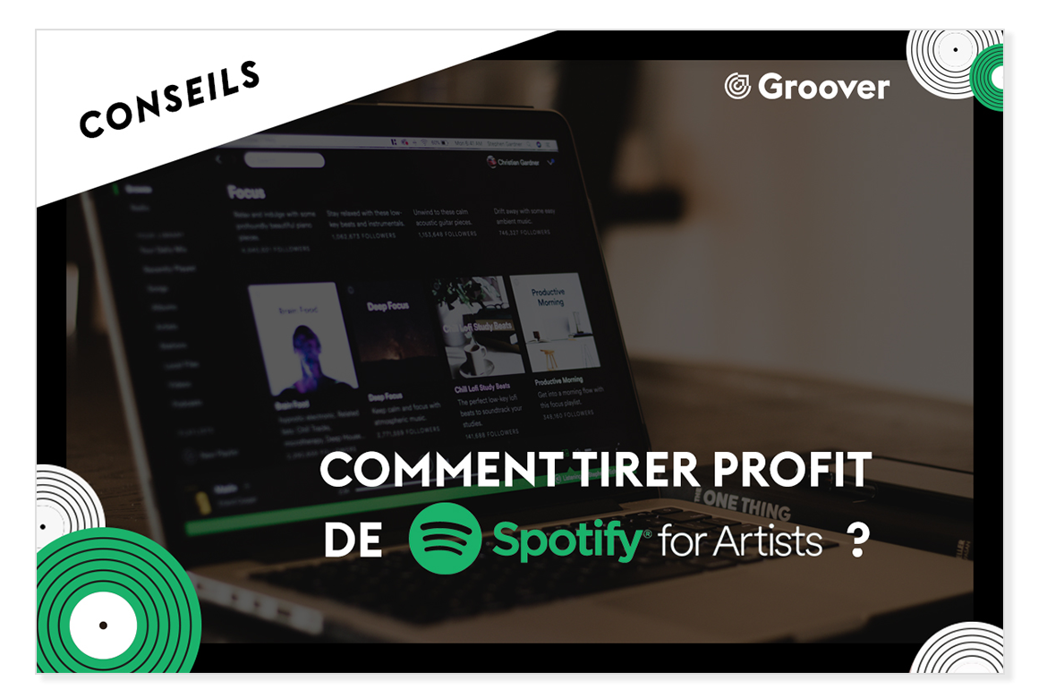 Tirer profit de Spotify by artists