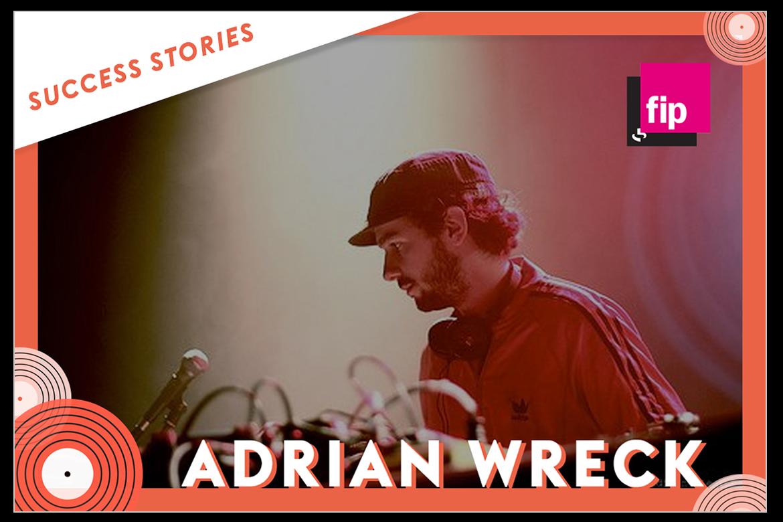 Adrian Wreck a été diffusé sur FIP après avoir utilisé Groover