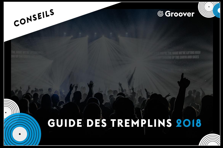 Le guide des tremplins 2018