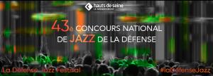 Concours National de Jazz de la Défense