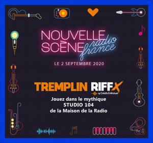 Tremplin Nouvelle scène Radio France