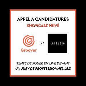 Showcase privé Groover x LeStudio