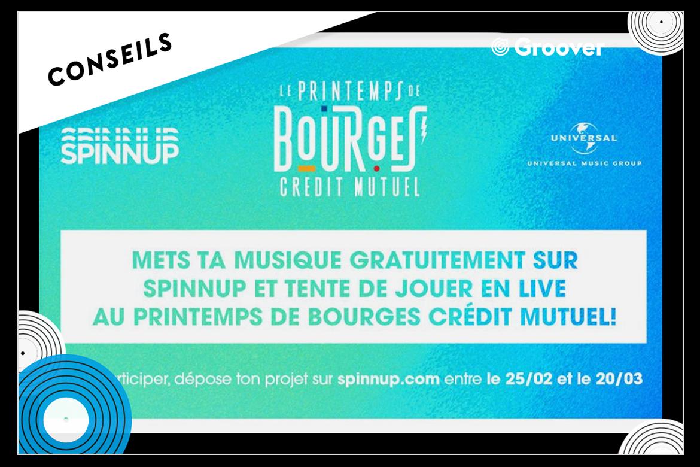 Spinnup x Printemps de Bourges