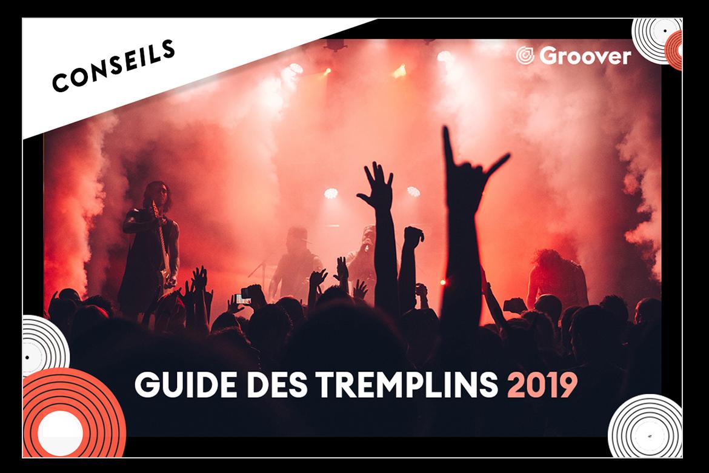 Le guide des tremplins 2019