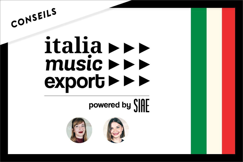 ITALIA MUSIC EXPORT