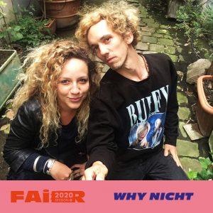 Le FAIR 2020 - Why Nicht