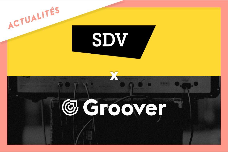 studio des variétés et Groover