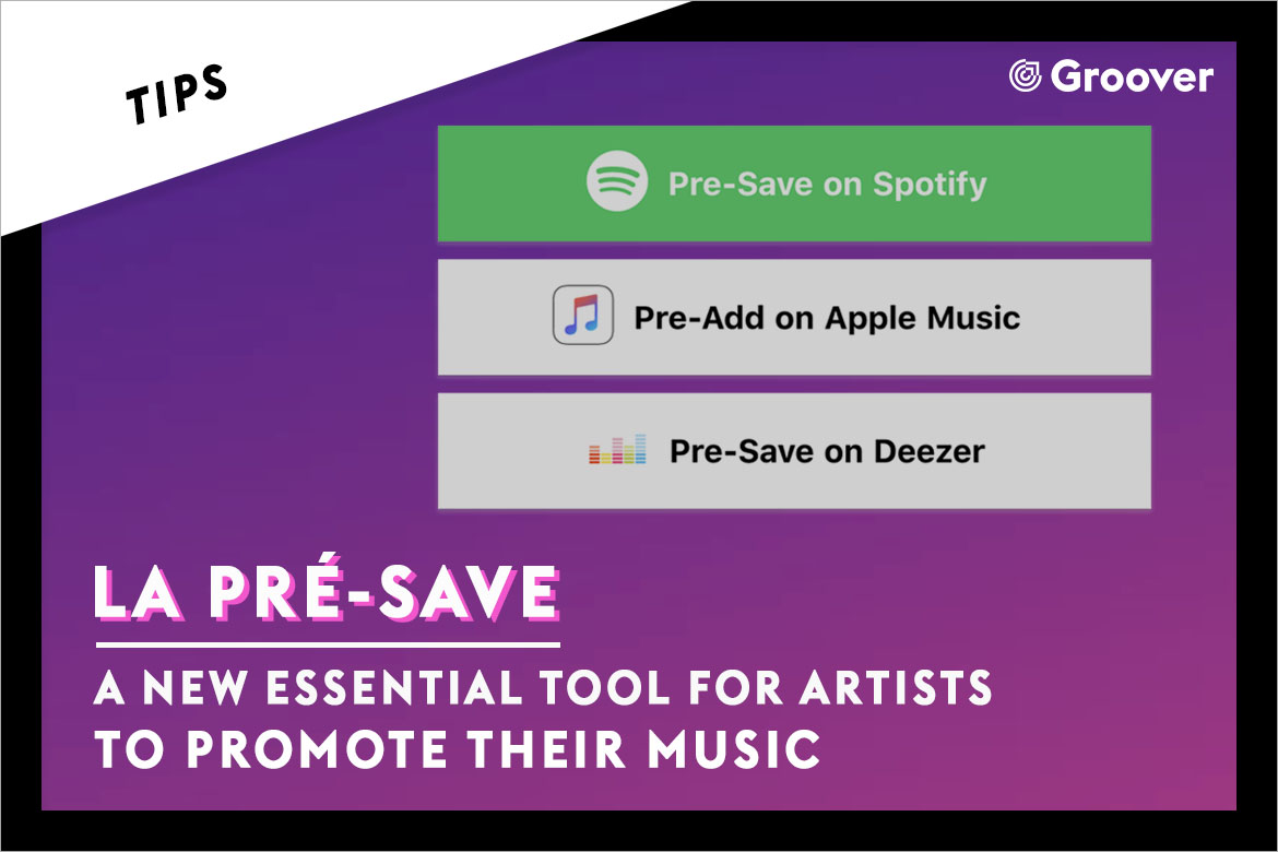 A new essential tool for artists to promote their music