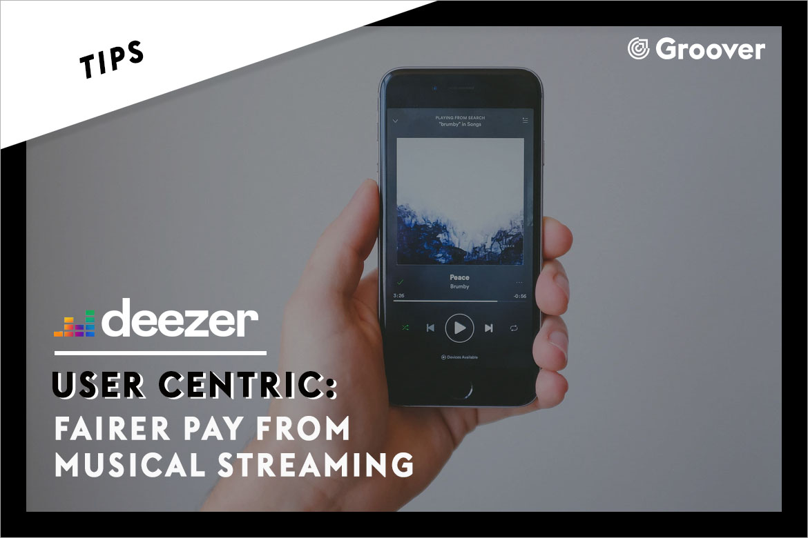 User Centric: fairer pay from Deezer streaming announced