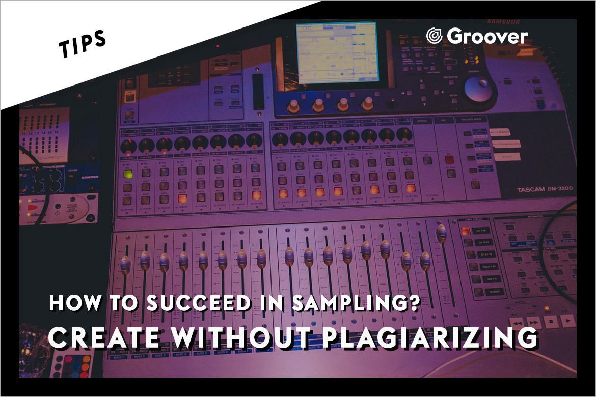 Create without plagiarizing