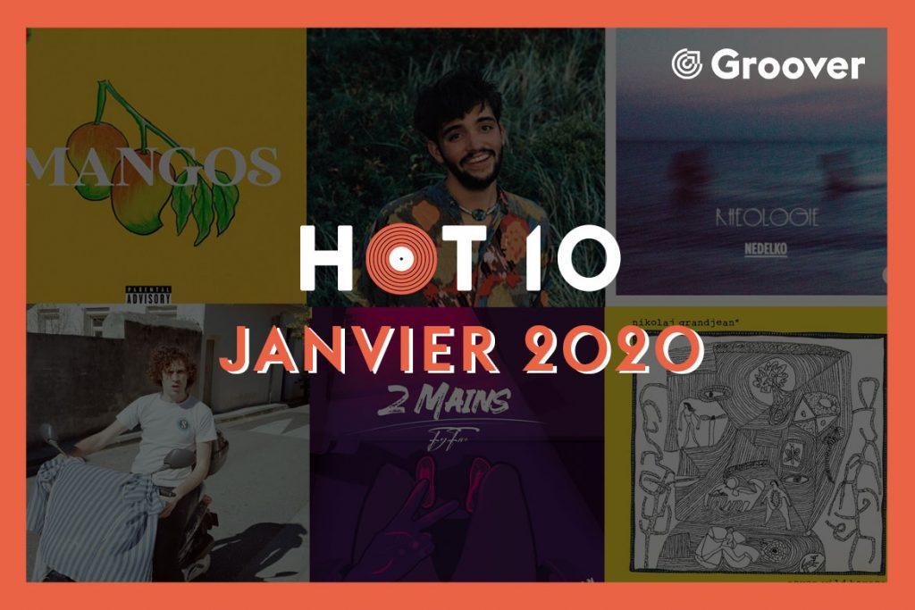 Hot 10 - Janvier 2020