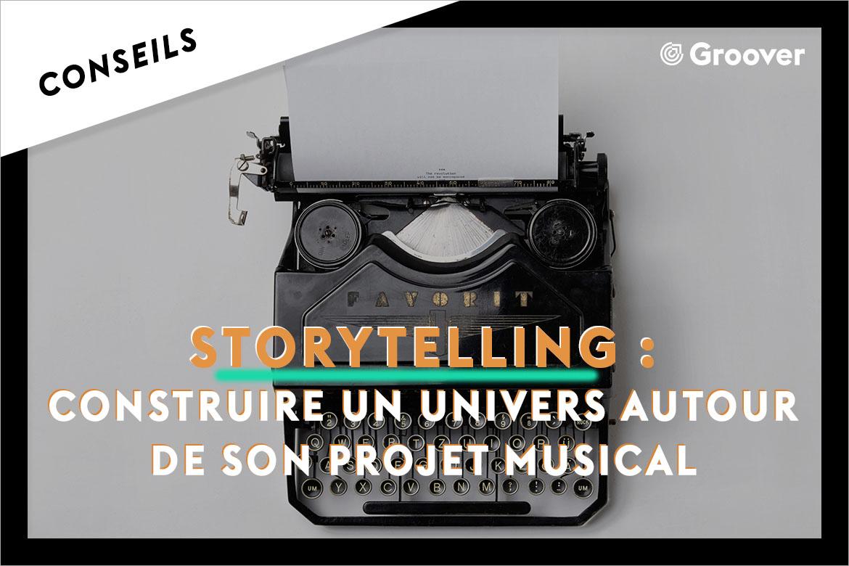 Storytelling pour musicien dans la musique