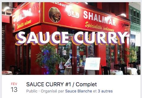 Soirée Sauce Curry - Un concert hors norme organisé par Sauce Blanche