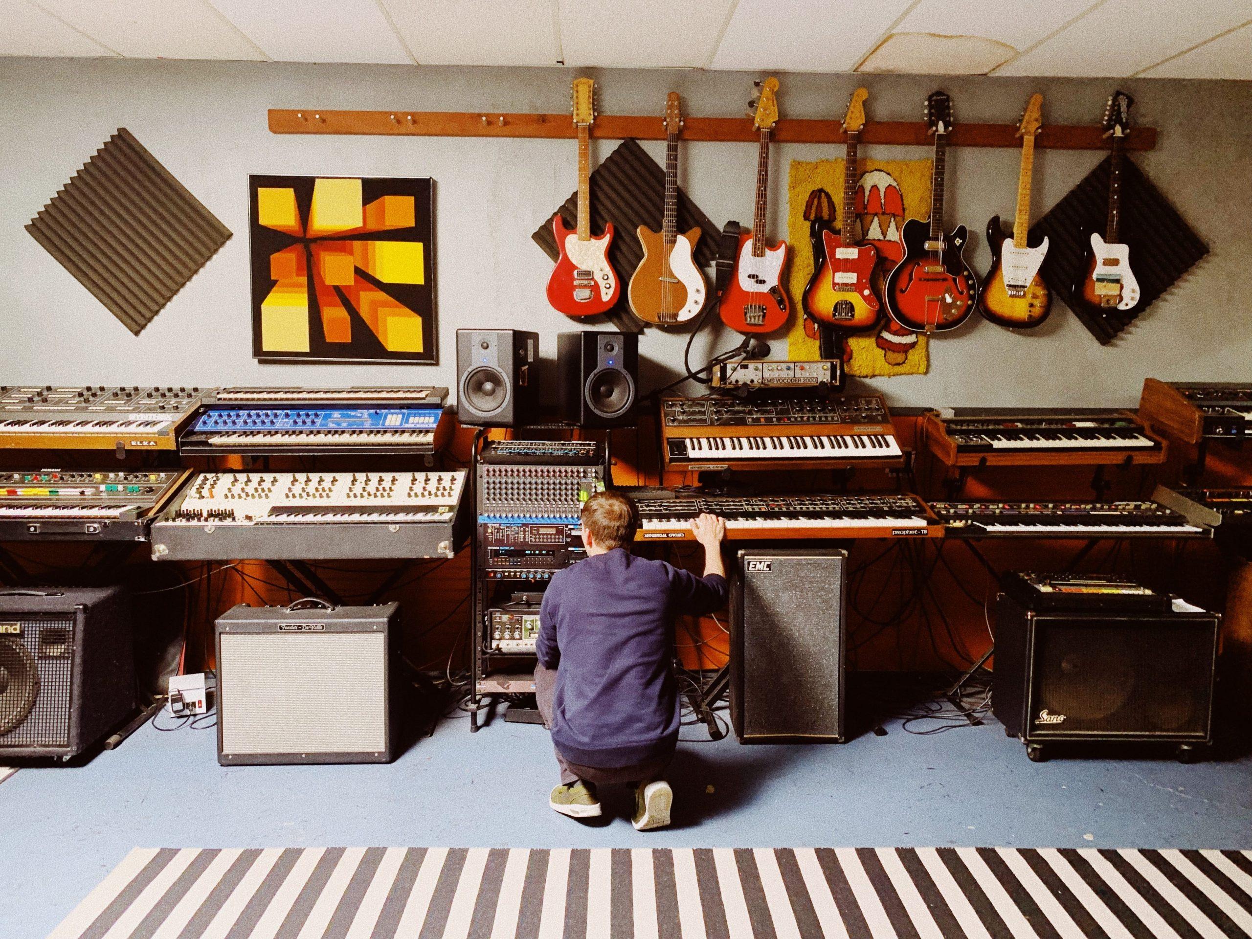 Trouvez le bon studio pour enregistrer vos morceaux dans les meilleures conditions