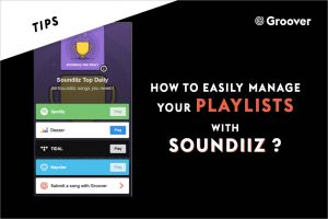 How to easily manage your playlists with soundiiz