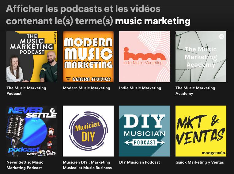 Les podcasts pour promouvoir votre projet musical