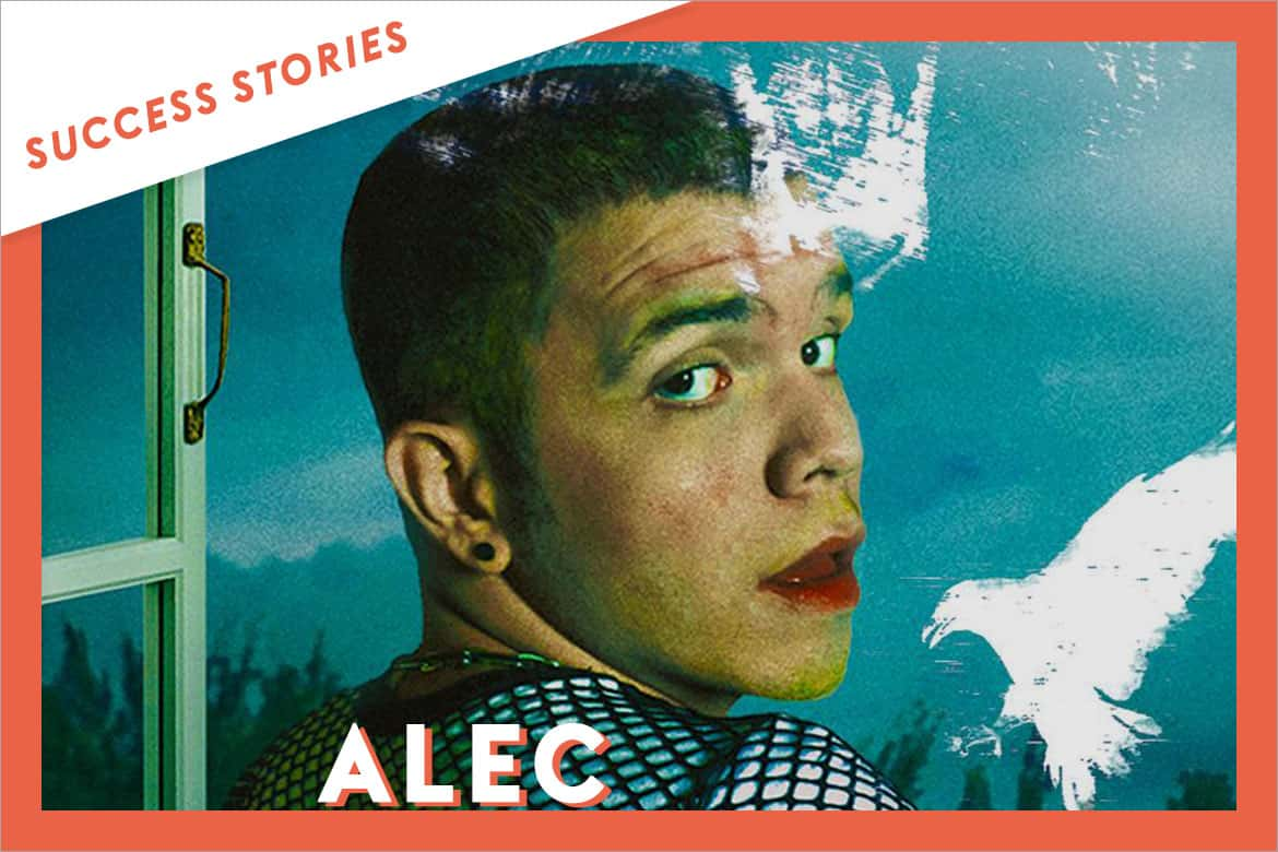 Álec got his music in Rolling Stone Brasil's HOTLIST after using Groover