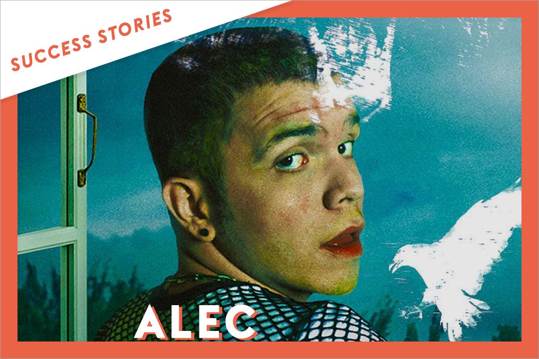 Álec Inserito nella Hotlist di Rolling Stone Brasile Grazie a Groover!