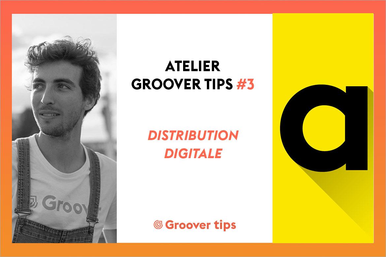 Distribution digitale de votre musique - Amuse et Groover
