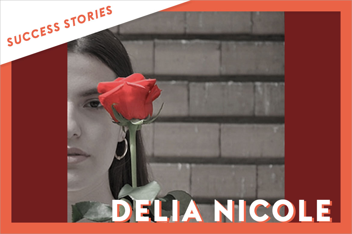 Delia Nicole - Pop Music Artist - Groover Success Story