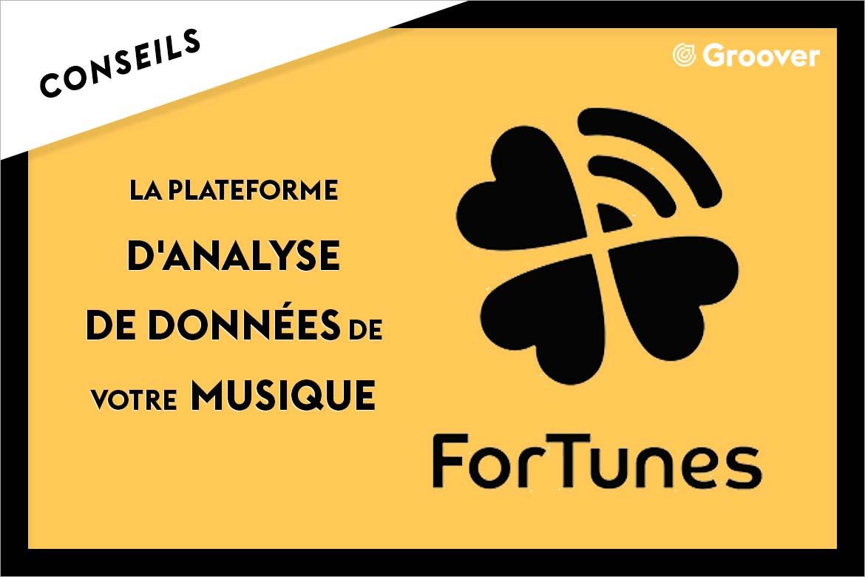 ForTunes - La plateforme d'Analyse de Données de votre Musique