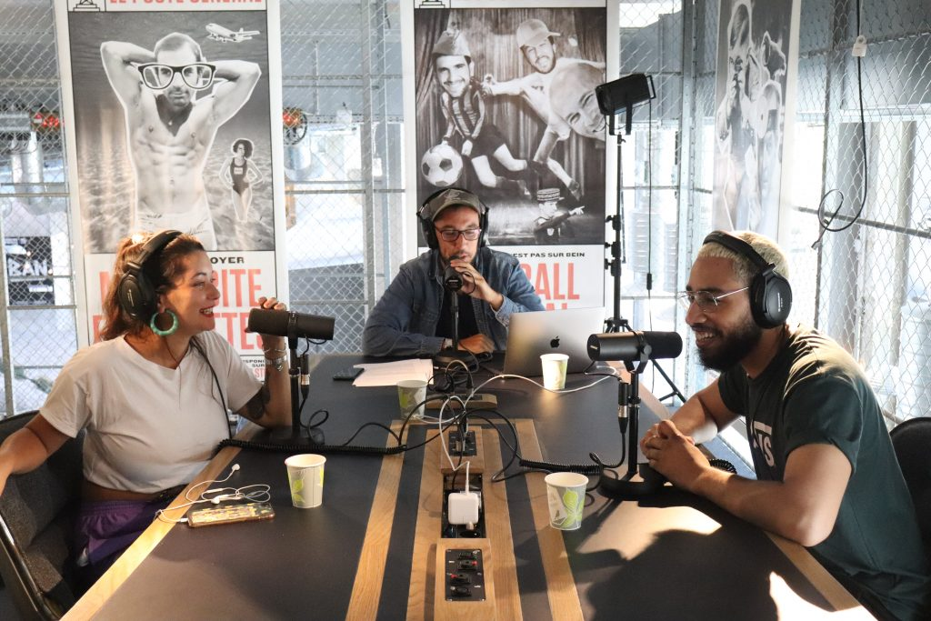 Podcast Groover Tips - FOMO, Noémie Lambert et Ismaël Mereghetti