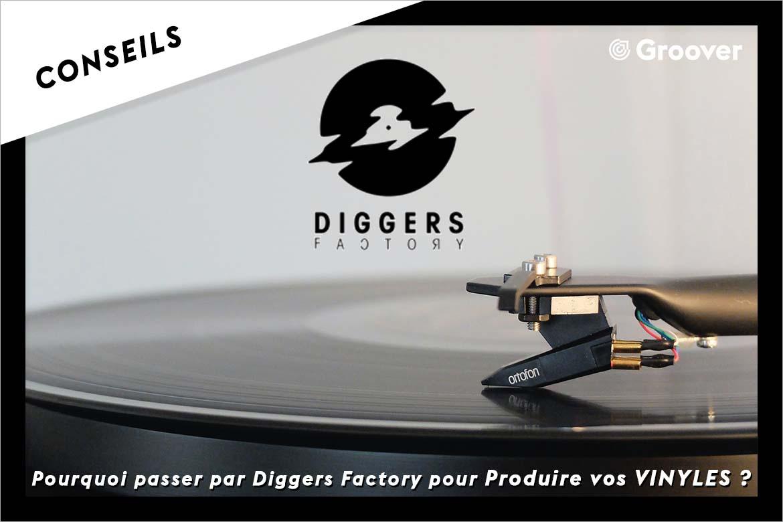 Diggers Factory - La Box Vinyle