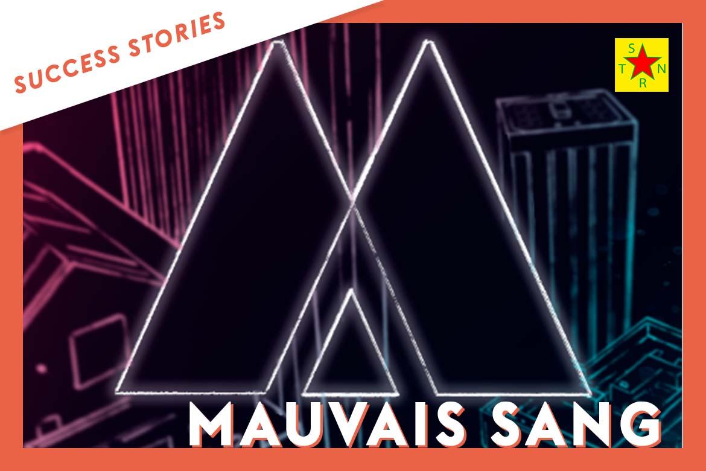 Mauvais Sang et La Souterraine - Success Story Groover