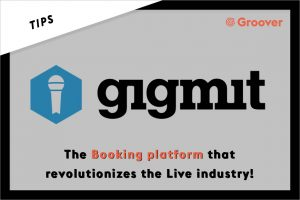 gigmit, The Booking platform that revolutionizes the Live industry!