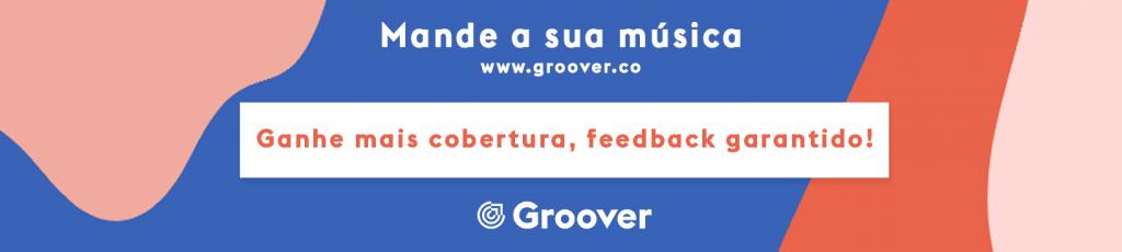 Mande a sua música para Groover