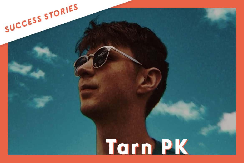 L'artiste néozélandais Tarn PK gagne en visibilité grâce à Groover