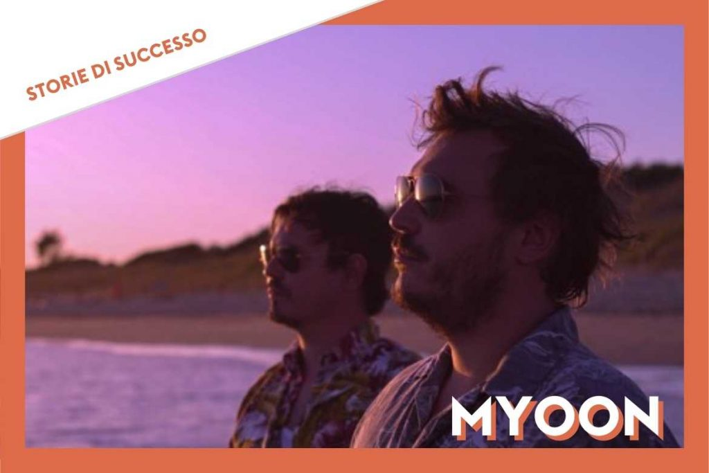 Myoon ha firmato con l'etichetta Inside Records / Electro Posé grazie a Groover