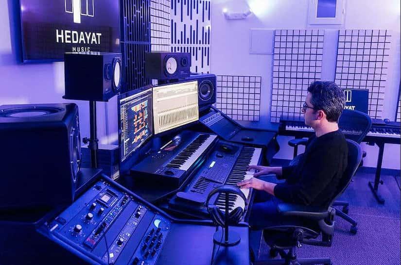 Étape de mastering audio de votre musique