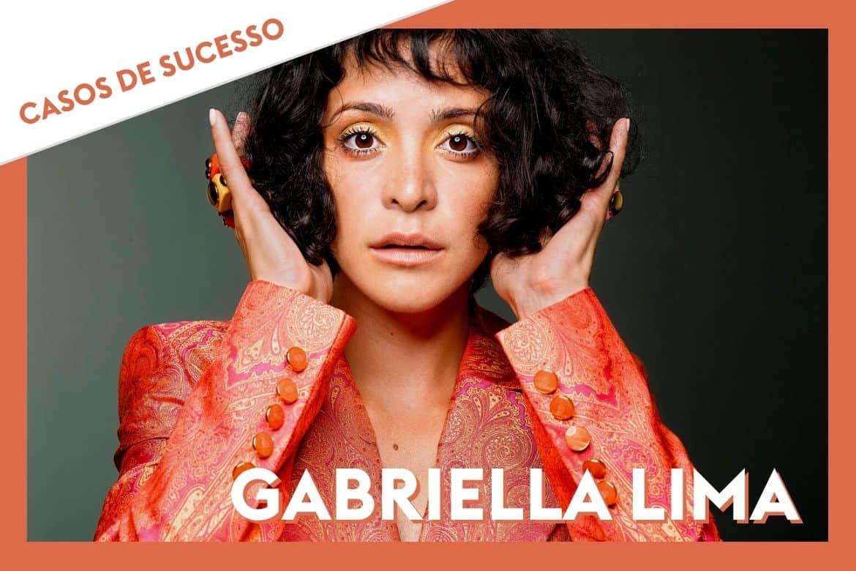 Gabriella Lima alcança novos influenciadores de música graças à Groover