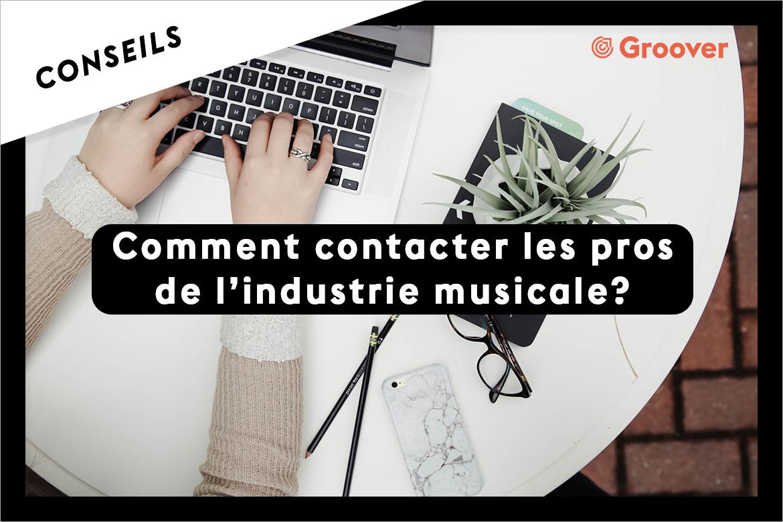 Comment contacter les pros de l' industrie musicale ? Playlists, radios, médias, labels, etc. Obtenez une réponse en moins de 7 jours