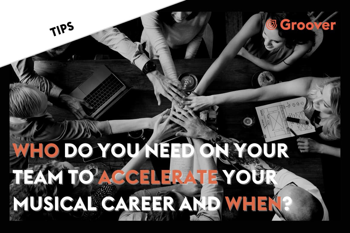Manager, Agent, Publicist? Who do you need to accelerate your career and when?