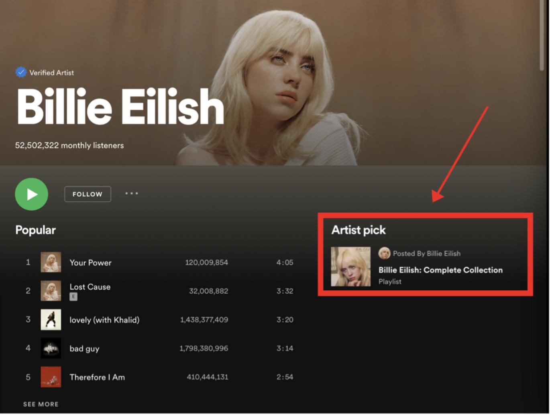 Crea tus playlists personales en Spotify