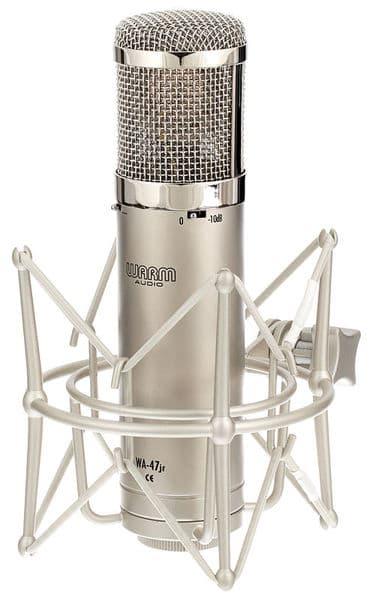 The WA47 Jr. by Warm Audio