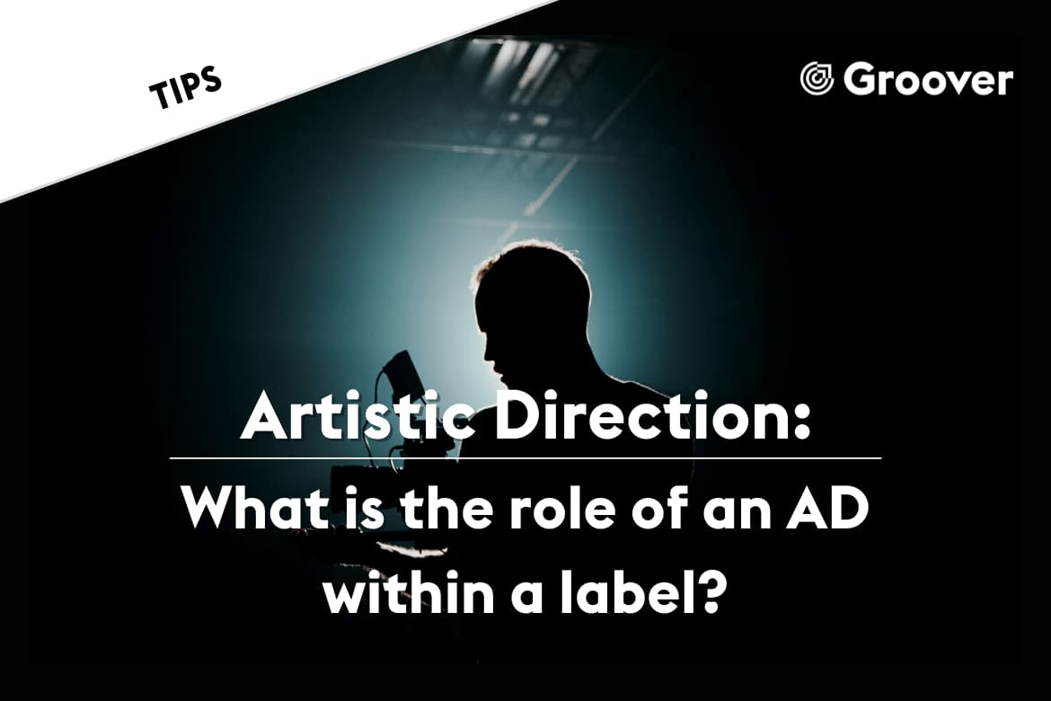 What is the role of an Artistic Director within a label?