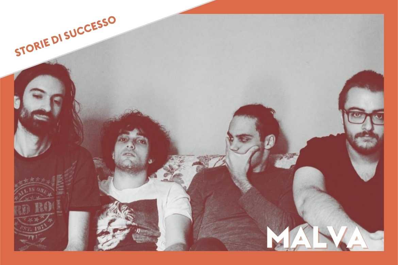 """I Malva promuovono l'ultimo singolo """"Un Naufrago"""" su Groover!"""