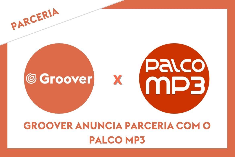 Groover Parceria Palco MP3