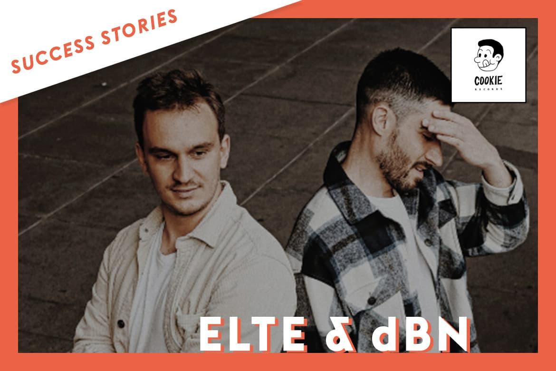 ELTE & dBN signent avec le label Cookie Records, grâce à Groover